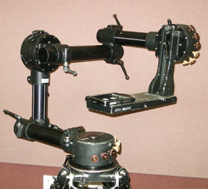 Weaver Steadman 3-axis head