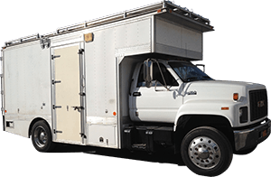 photo of 5-ton grip truck